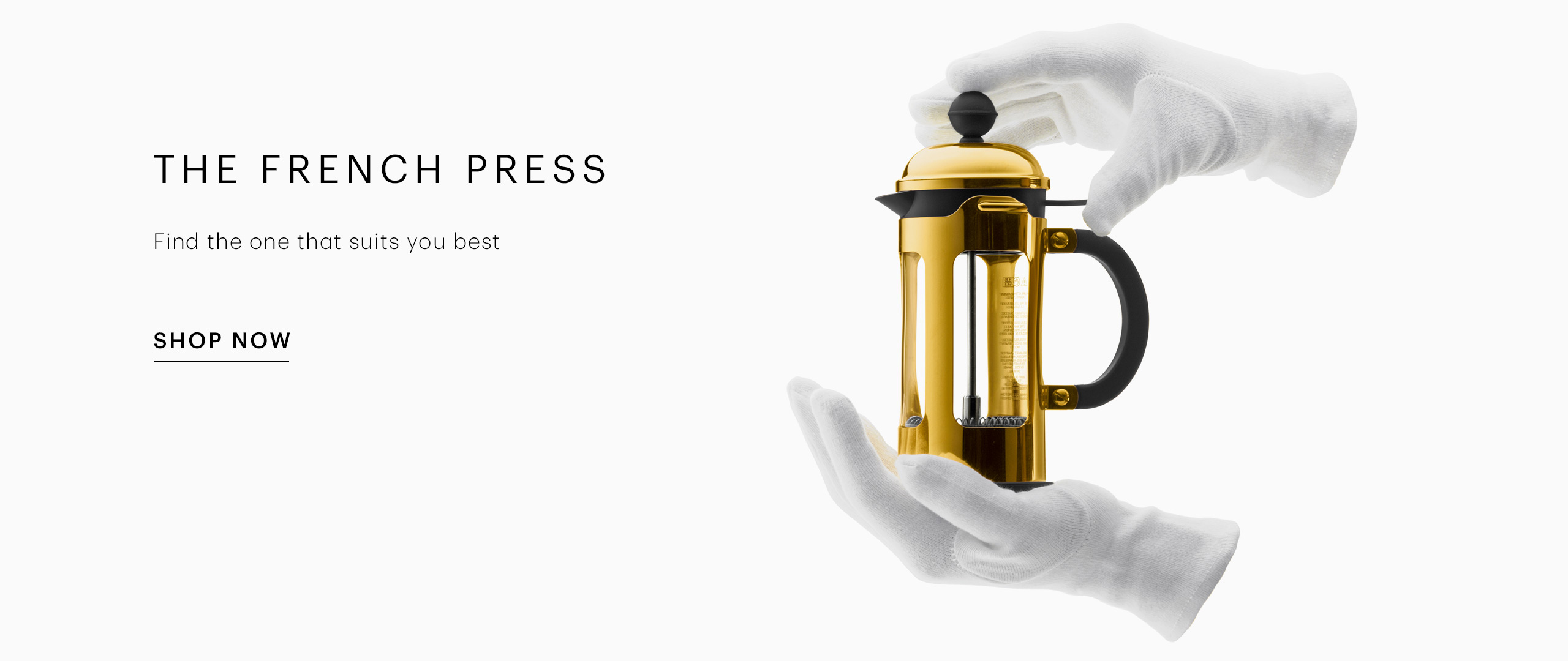 BUS - Perfect French Press