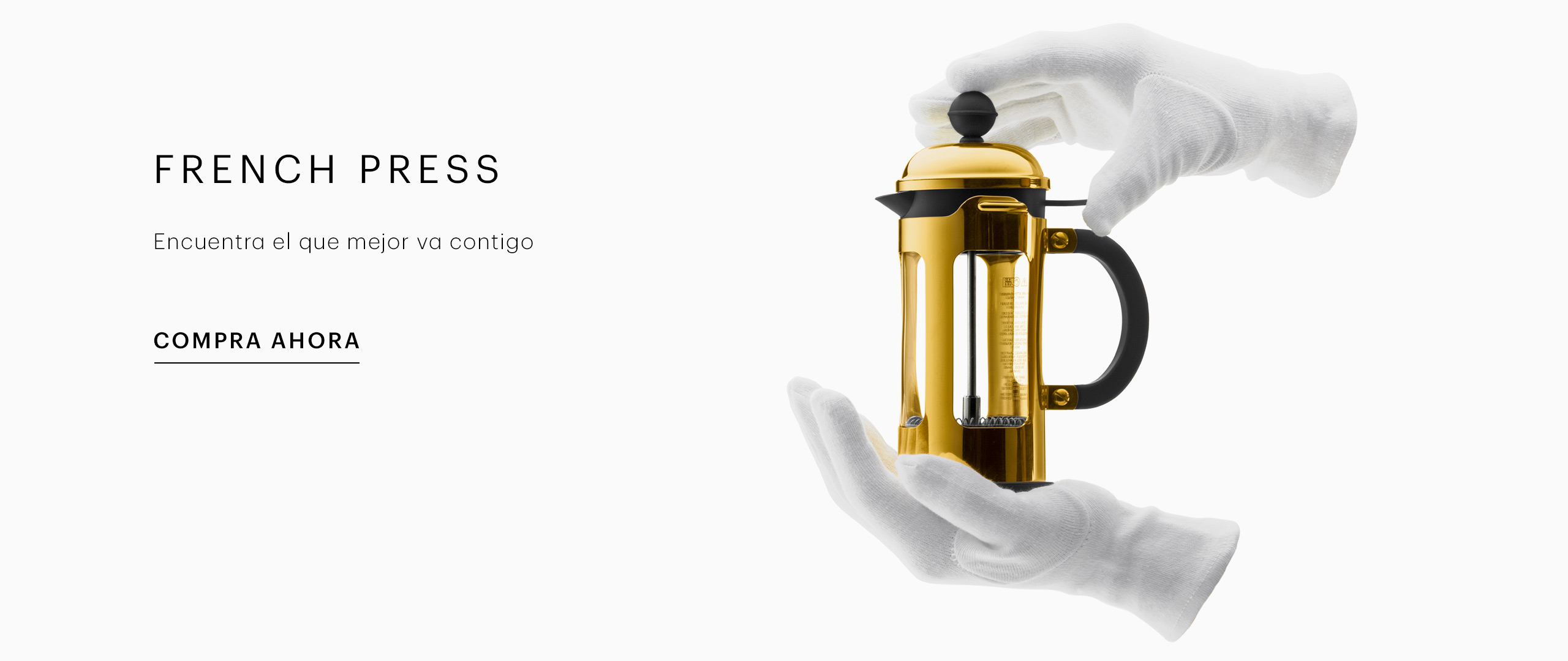 BEU [ES] - Perfect French Press