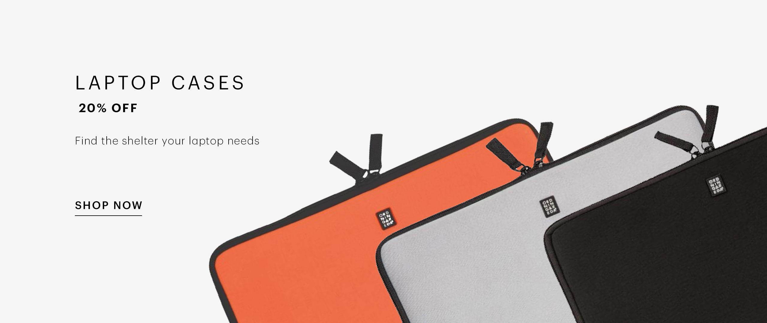 [OR] BEU EN - Laptop Cases
