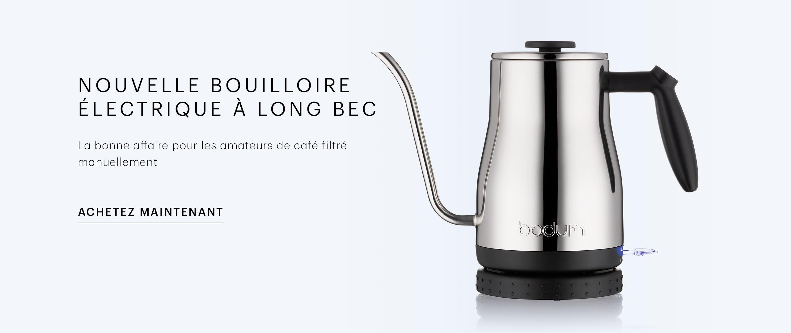 BEU [FR] - Bistro Gooseneck