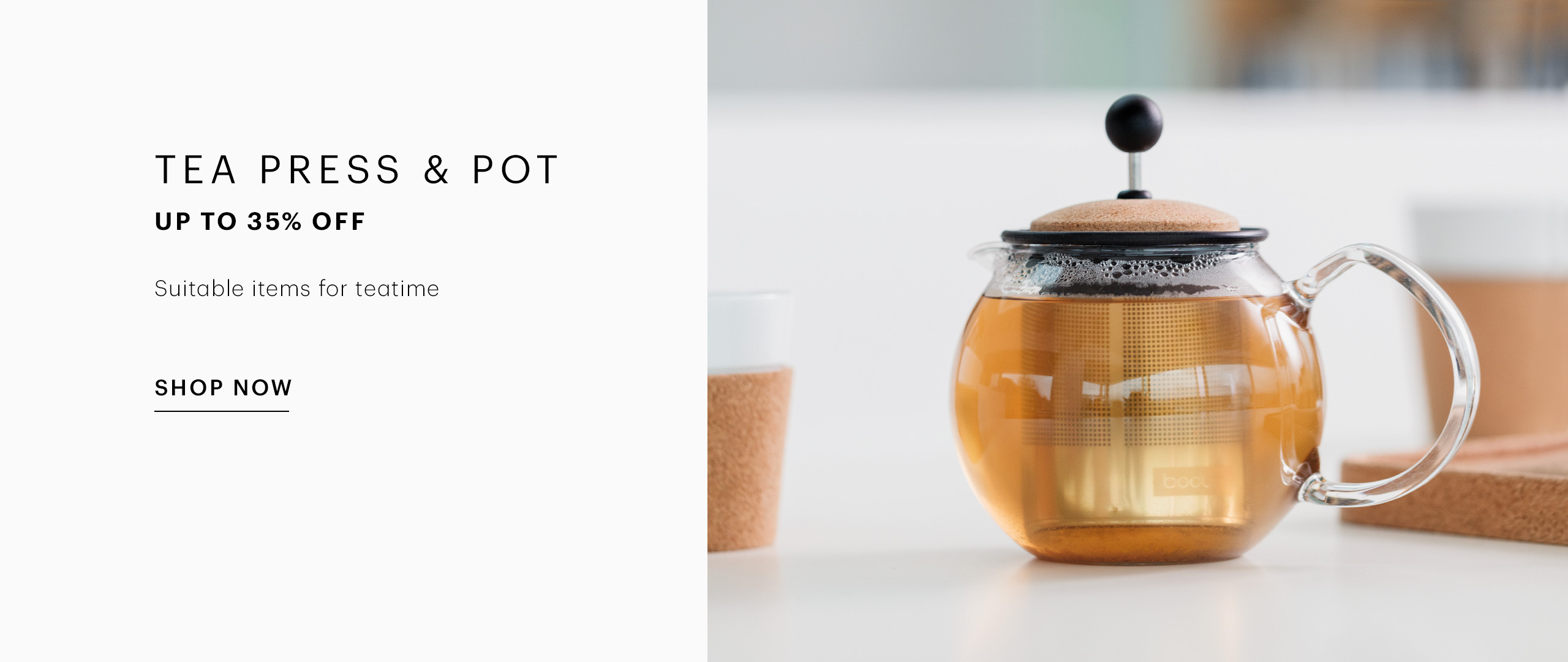 BUS - Press & Pot