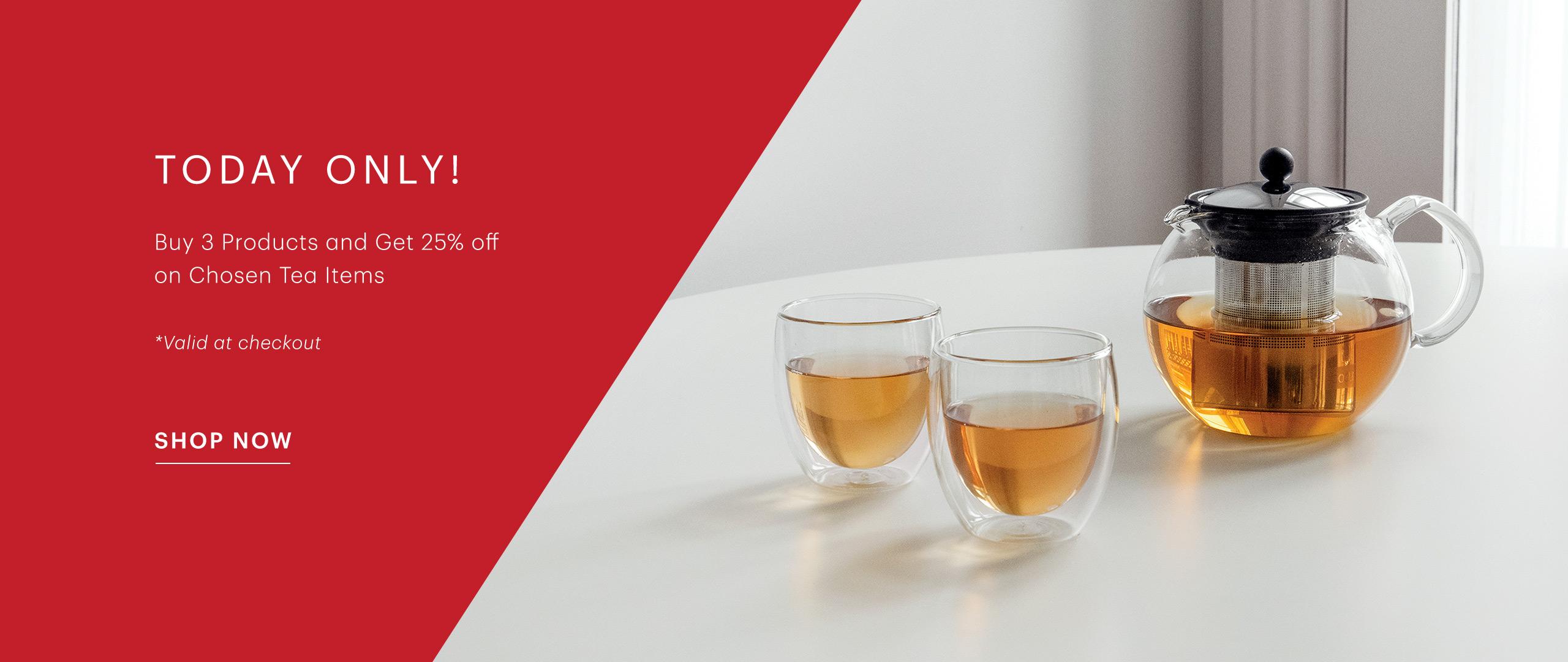 BUS - Tea Specials