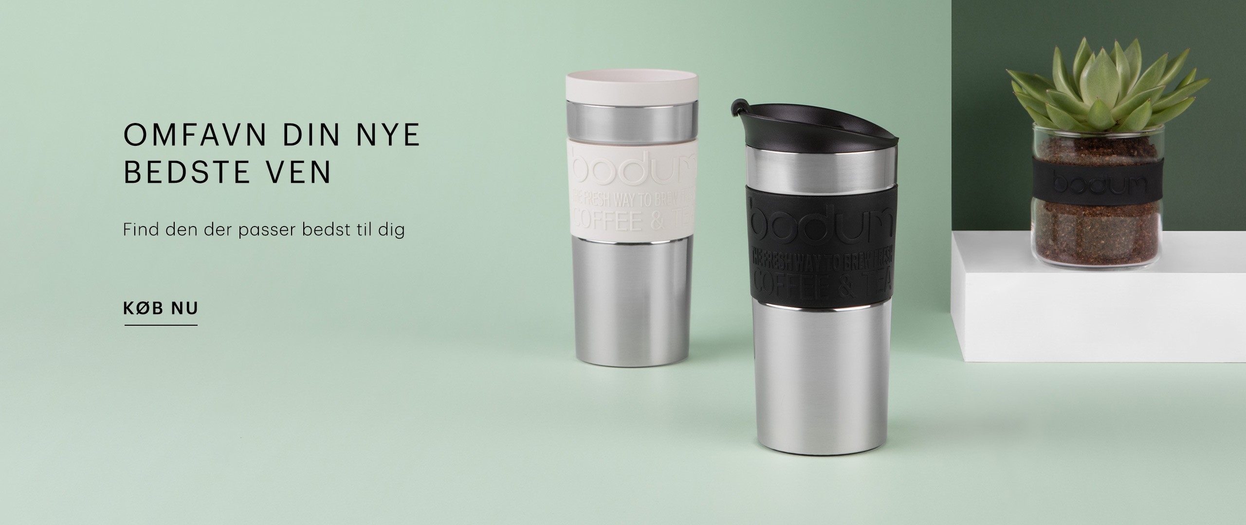 BEU [DK] - Travel Press & Mug