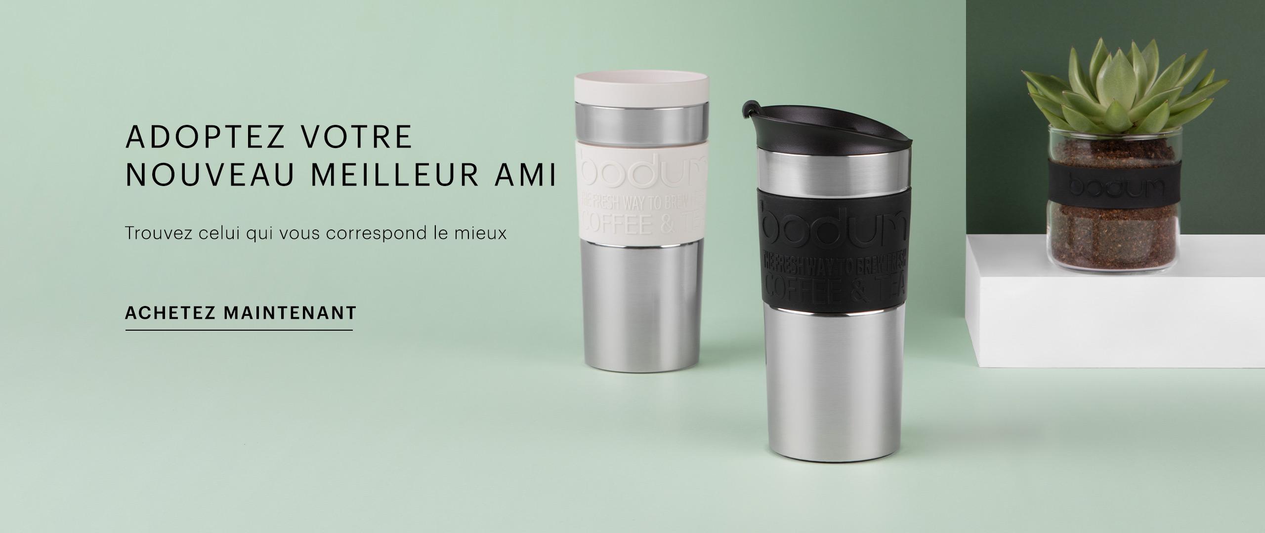 BEU [FR] - Travel Press & Mug