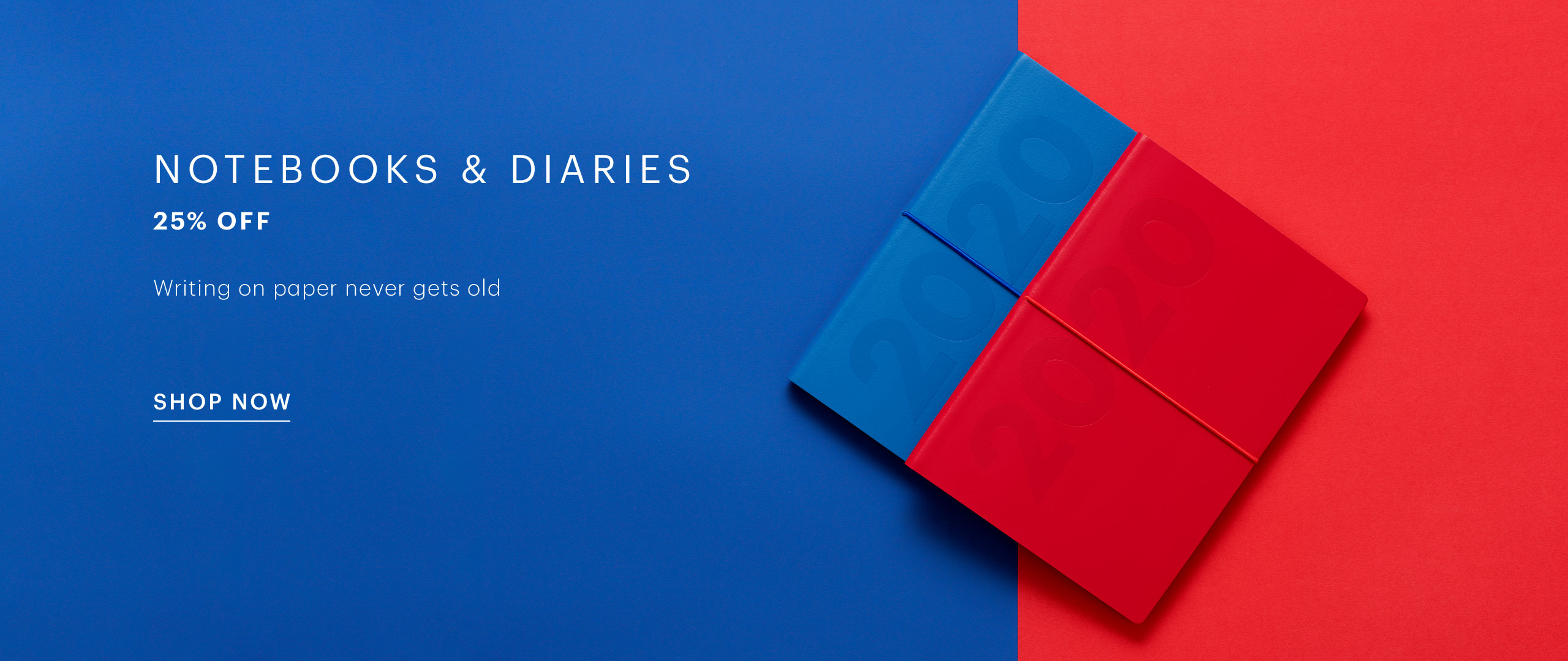 [OR] BEU EN - Notebooks & Diaries