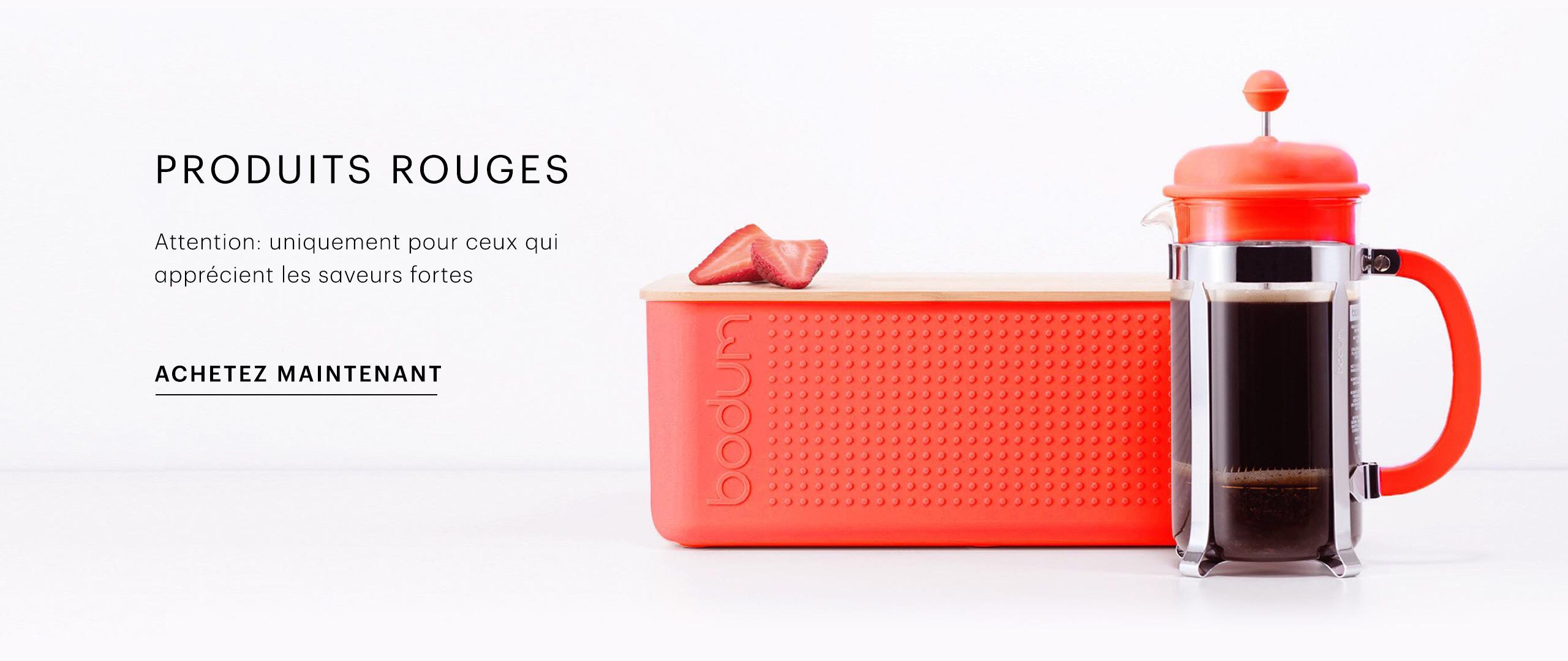 BEU [FR] - Red Specials