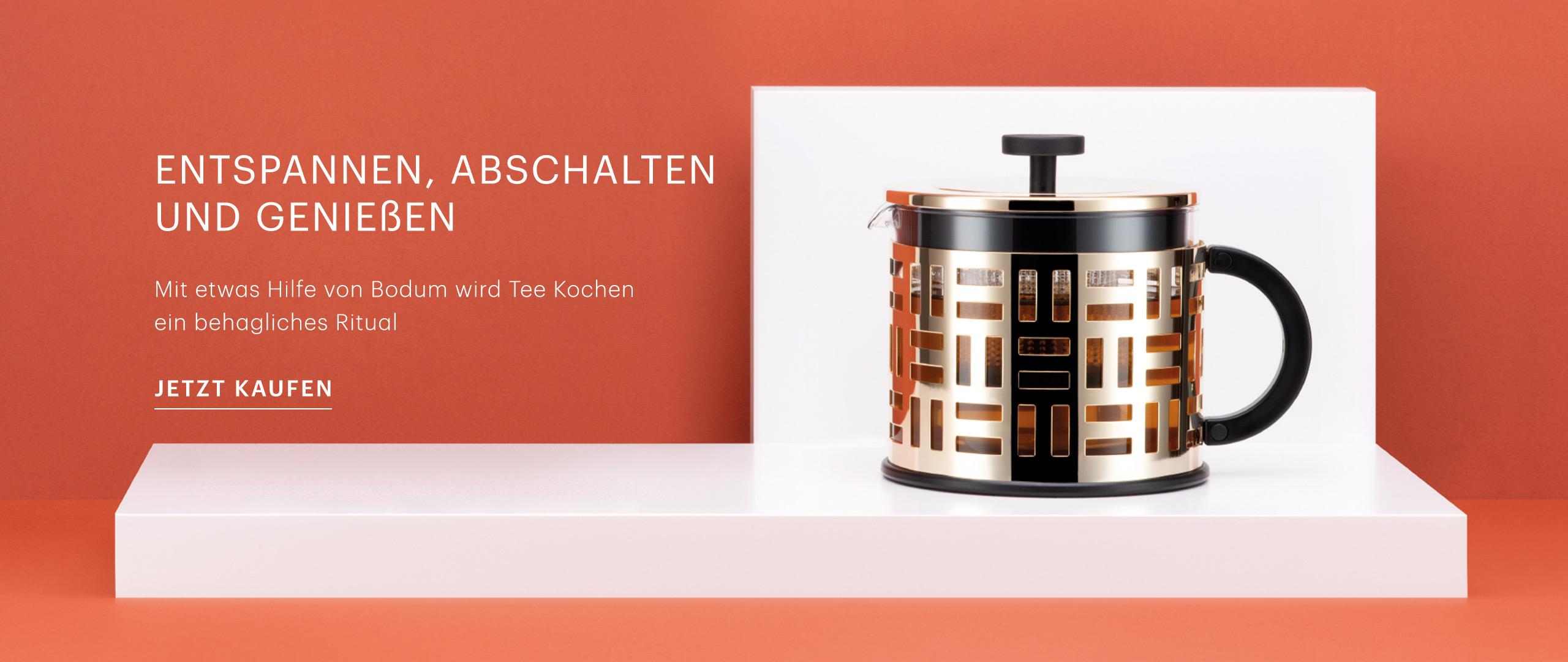BEU - Flash Tea Specials DE
