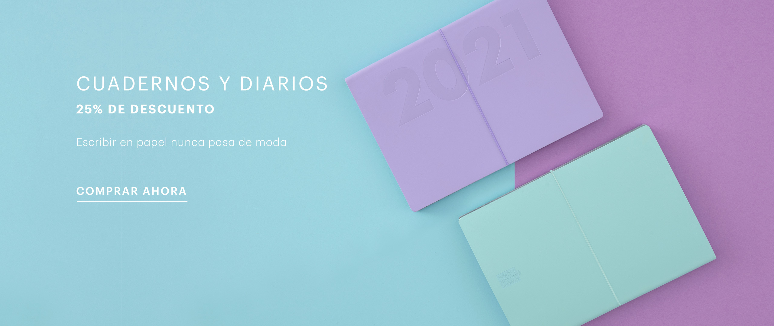 [OR] - Notebooks and Diaries ES