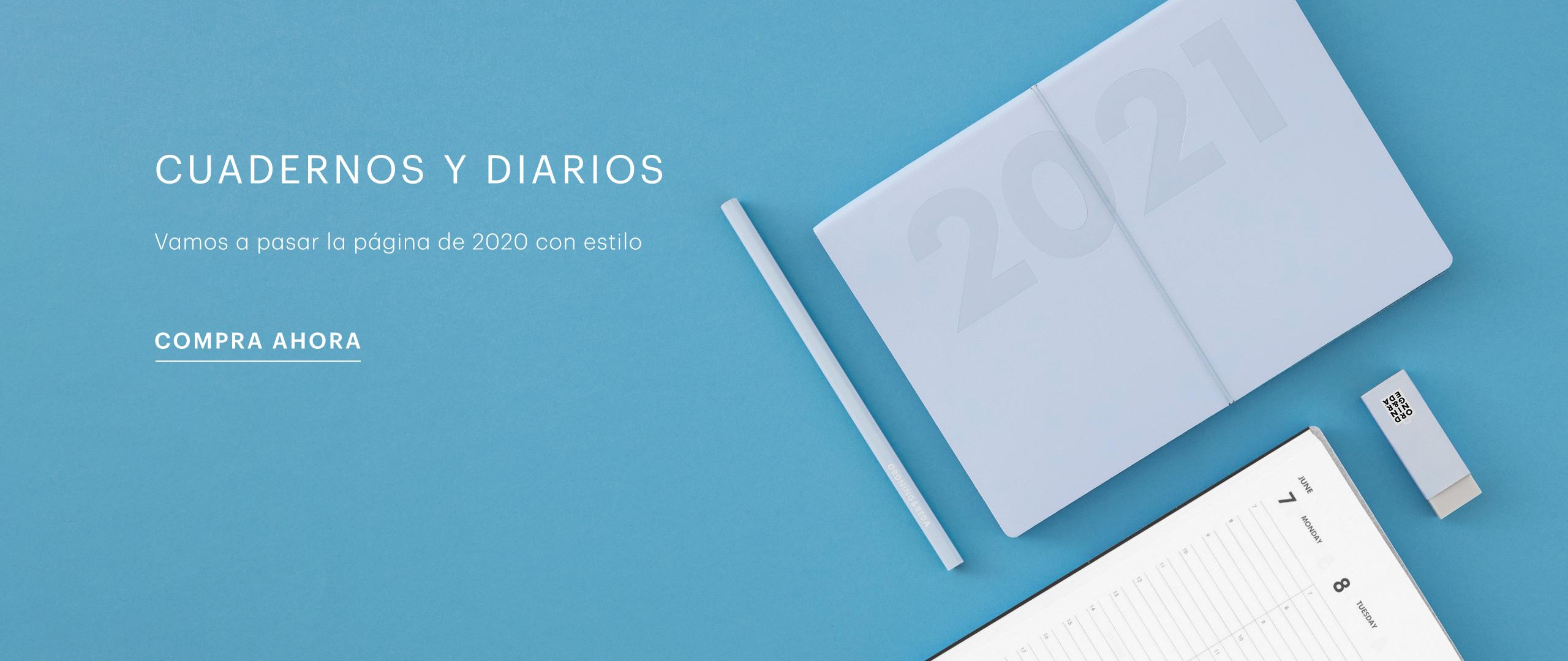 [OR] - Diaries 2021 ES