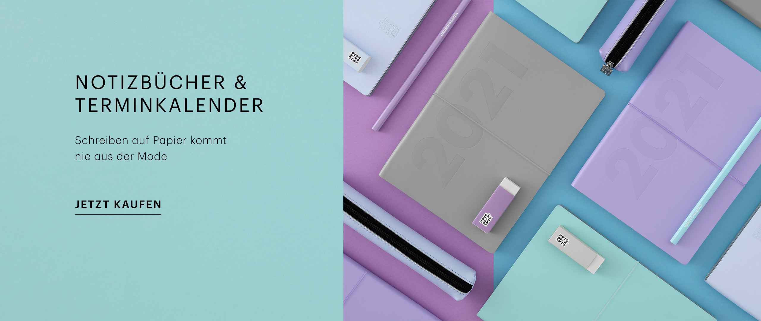[OR] - Notebooks and Diaries DE