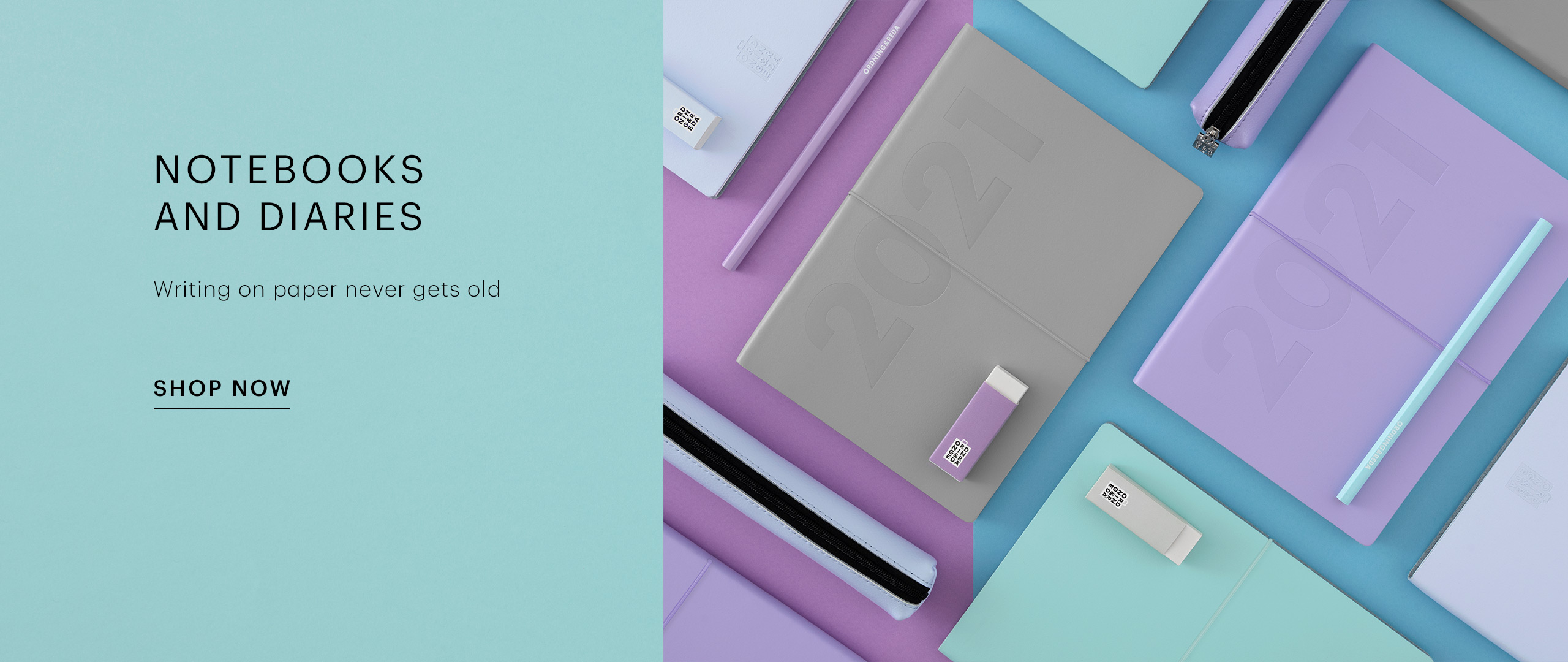 [OR] - Notebooks and Diaries EN